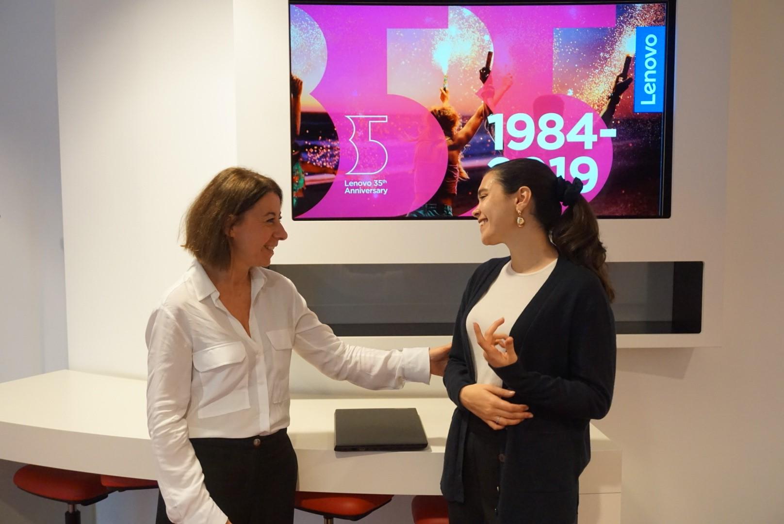 Lenovo festeggia i suoi 35 anni e avvia una partnership con Powercoders