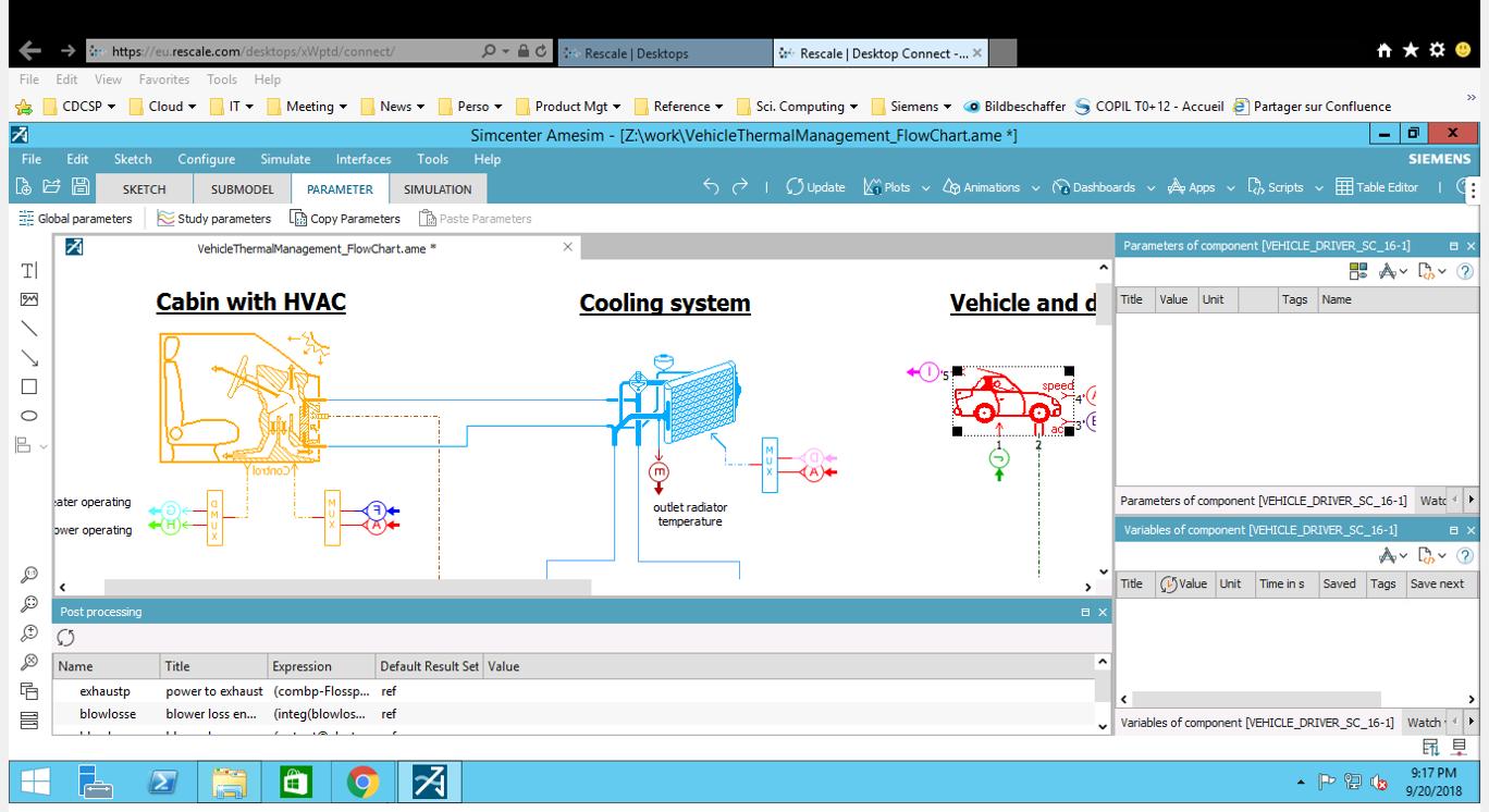 Siemens applica il modello SaaS anche a Simcenter Amesim e a Simcenter 3D