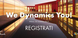 We Dynamics You!