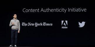 """Adobe, The New York Times Company e Twitter annunciano la """"Content Authenticity Initiative"""""""
