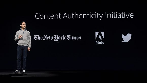 "Adobe, The New York Times Company e Twitter annunciano la ""Content Authenticity Initiative"""
