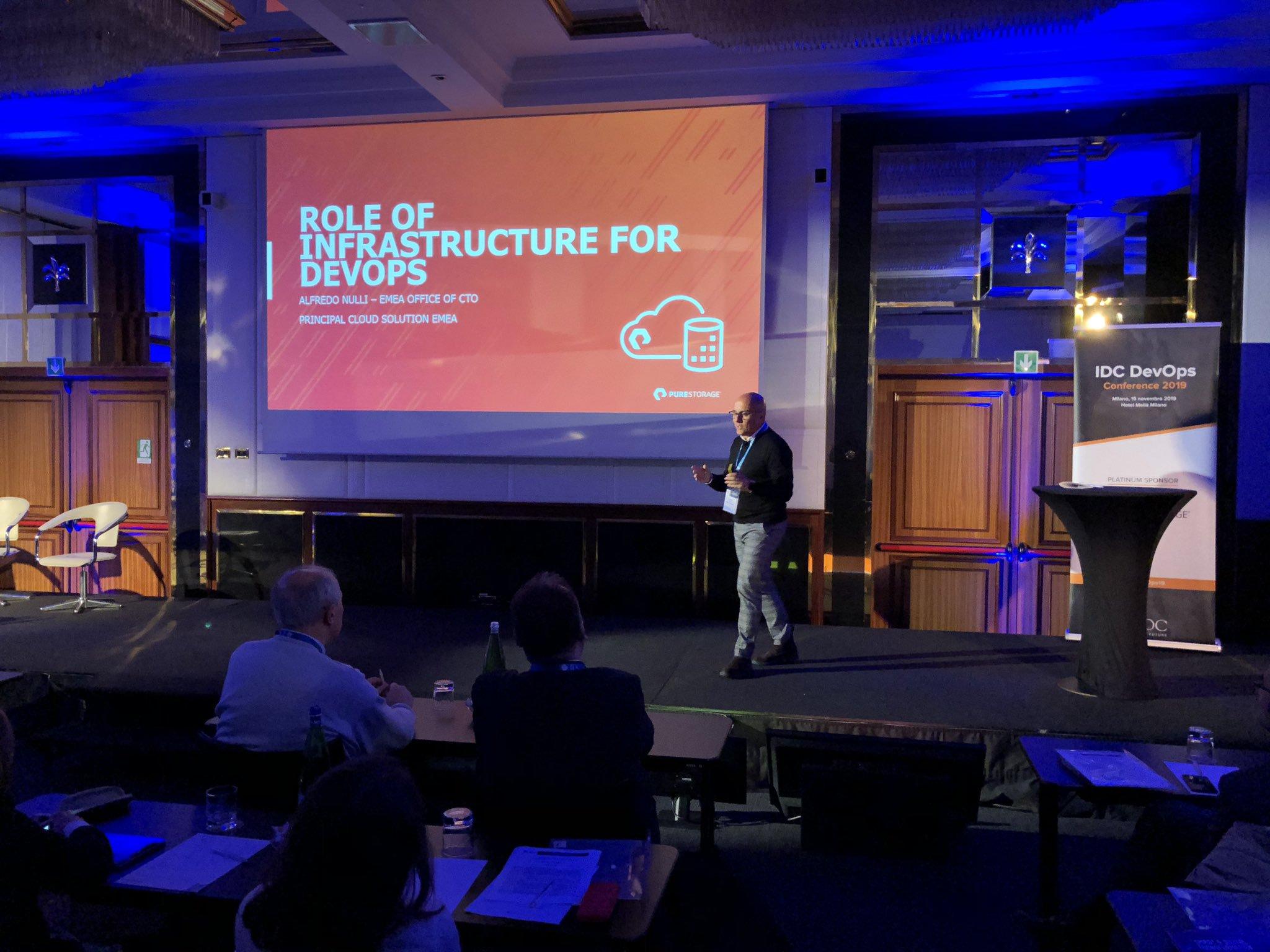 IDC DevOps Conference 2019: crea, sviluppa, corri