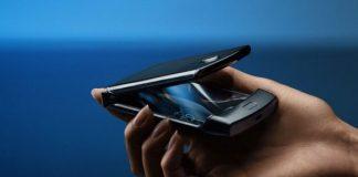 Motorola Razr si è rotto dopo 27mila pieghe