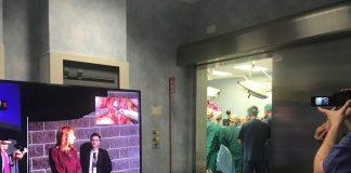 TIM, operazione chirurgica in diretta con la realtà immersiva 5G
