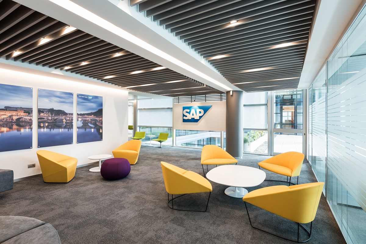 SAP inaugura il Customer Experience Center a Roma