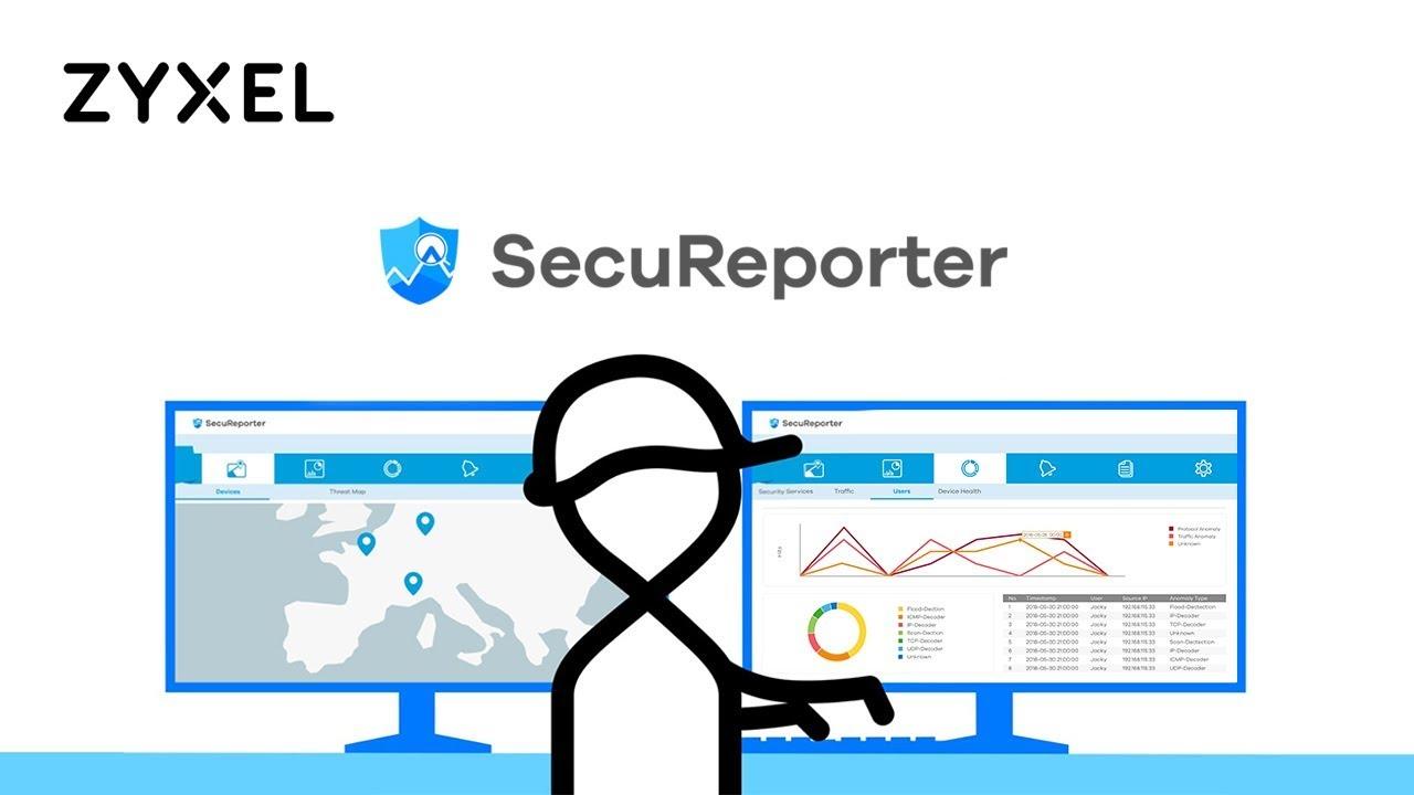 Zyxel, nuove funzionalità per SecuReporter Cloud Analytics Service