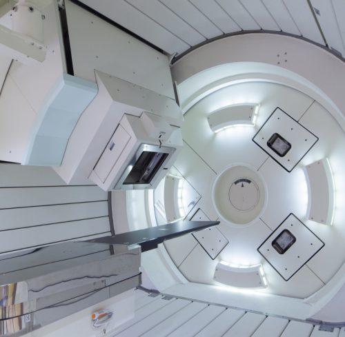 Hitachi fornisce al CNAO il suo Sistema di Terapia a Fasci Protonici