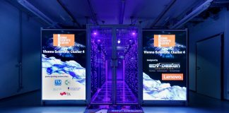 Lenovo e Intel collaborano al supercomputer Vienna Scientific Cluster-4