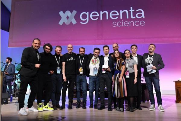 Genenta è la startup dell'anno premiata a #SIOS19