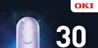 OKI Europe festeggia i 30 anni della tecnologia LED
