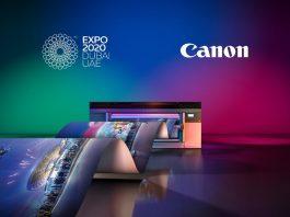 Canon è Official Printing and Imaging Provider di Expo 2020 Dubai