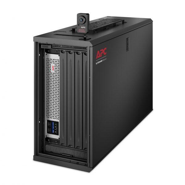 Schneider Electric: nuovo Micro Data Center EcoStruxureT 6U a profilo sottile con montaggio anche a parete
