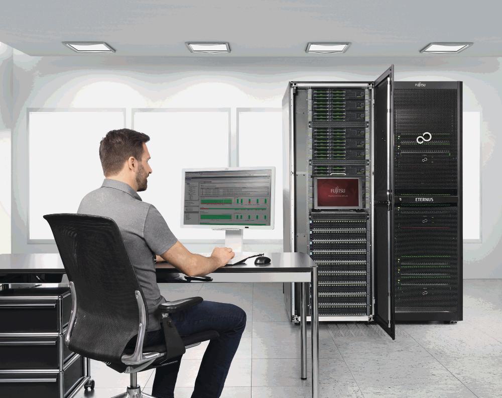 Fujitsu ottimizza lo storage per l'Hybrid IT