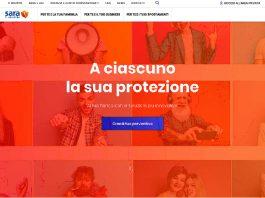 Sara Assicurazioni: online il nuovo sito corporate