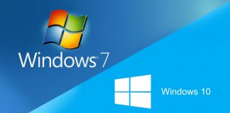 Windows 7 in Windows 10