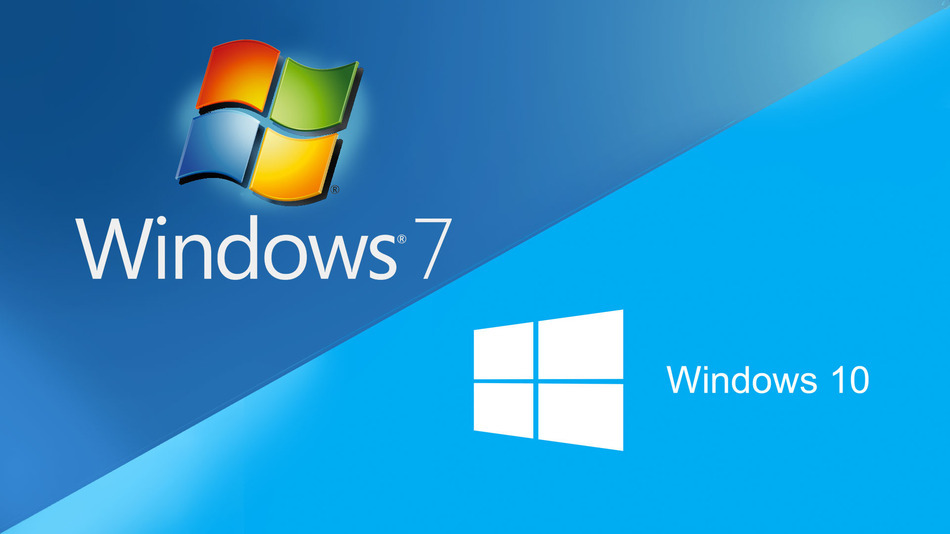 Windows 7 in Windows 10
