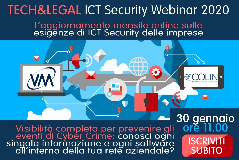 """VM Sistemi: """"Visibilità completa per prevenire gli eventi di Cyber Crime"""""""