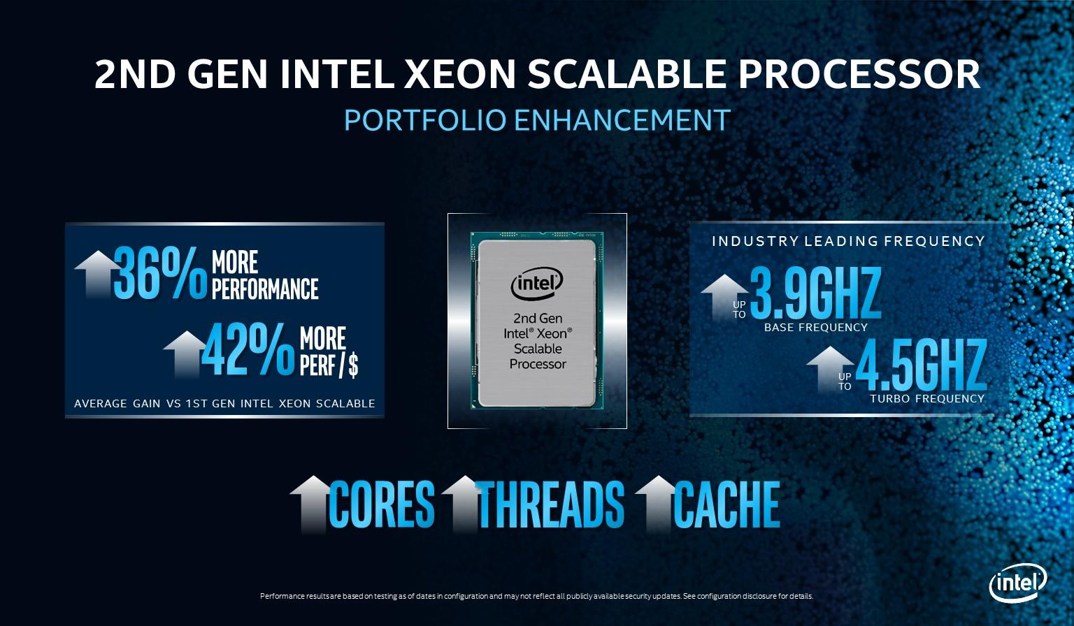 Intel annuncia nuovi prodotti per l'infrastruttura di rete 5G