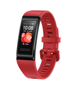 Huawei 2020 Band 4 Pro_Red