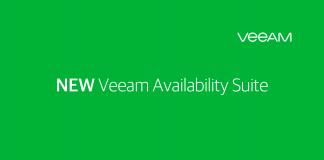 Veeam presenta la Nuova Veeam Availability Suite V10