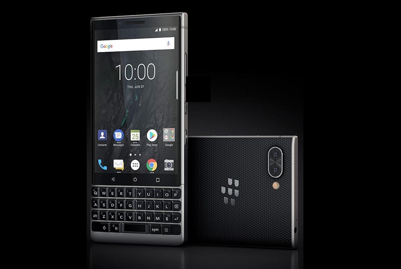 Nuovo stop per gli smartphone BlackBerry