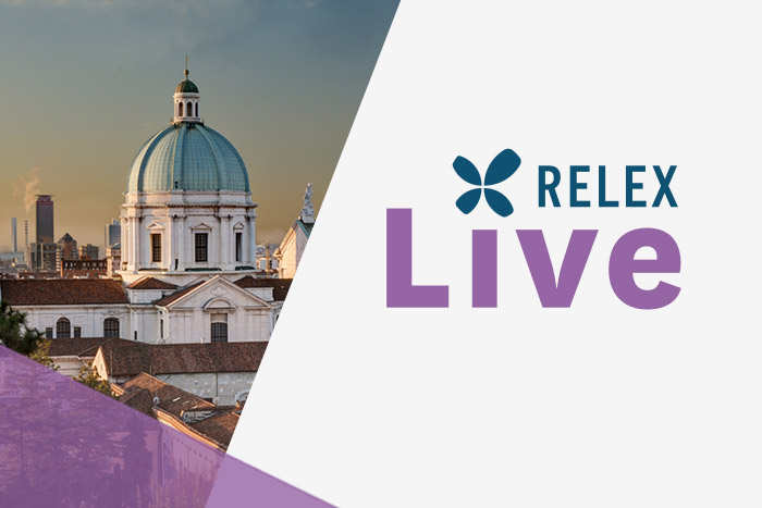 Il 5 marzo a Brescia la tappa italiana del Living Retail Tour di RELEX