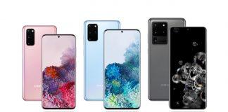 Il Galaxy S20+ supera la quota vendite di S20 e S20 Ultra
