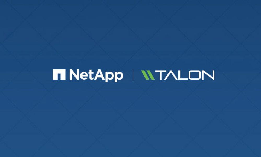 NetApp acquisisce Talon Storage