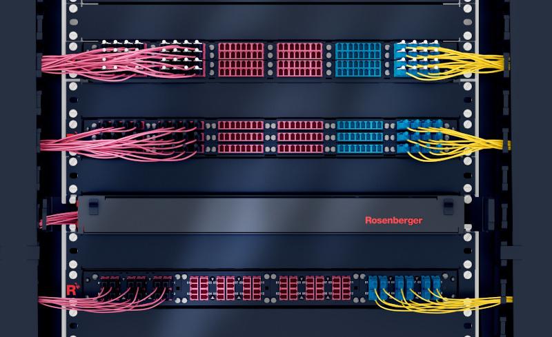 Rosenberger OSI presenta il nuovo sistema di cablaggio PreCONNECT SEDECIM
