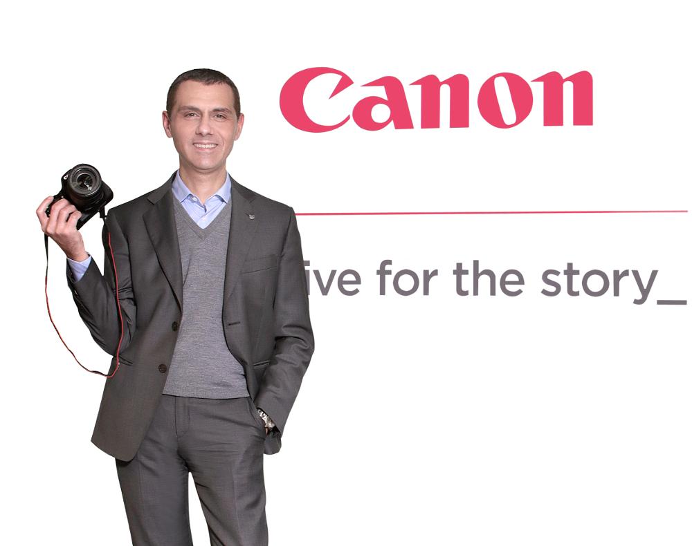 Canon ITCG. Il digital imaging alleato dei marketer