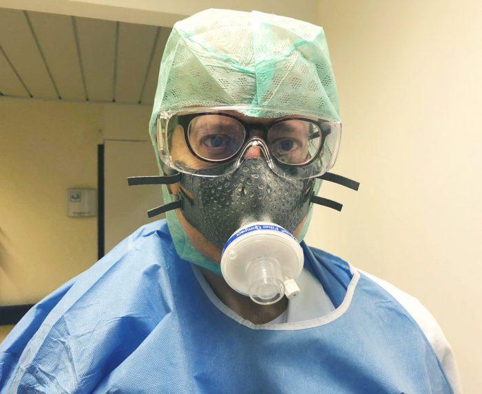 Covid-19: mascherine stampate in 3D per la tutela degli operatori sanitari