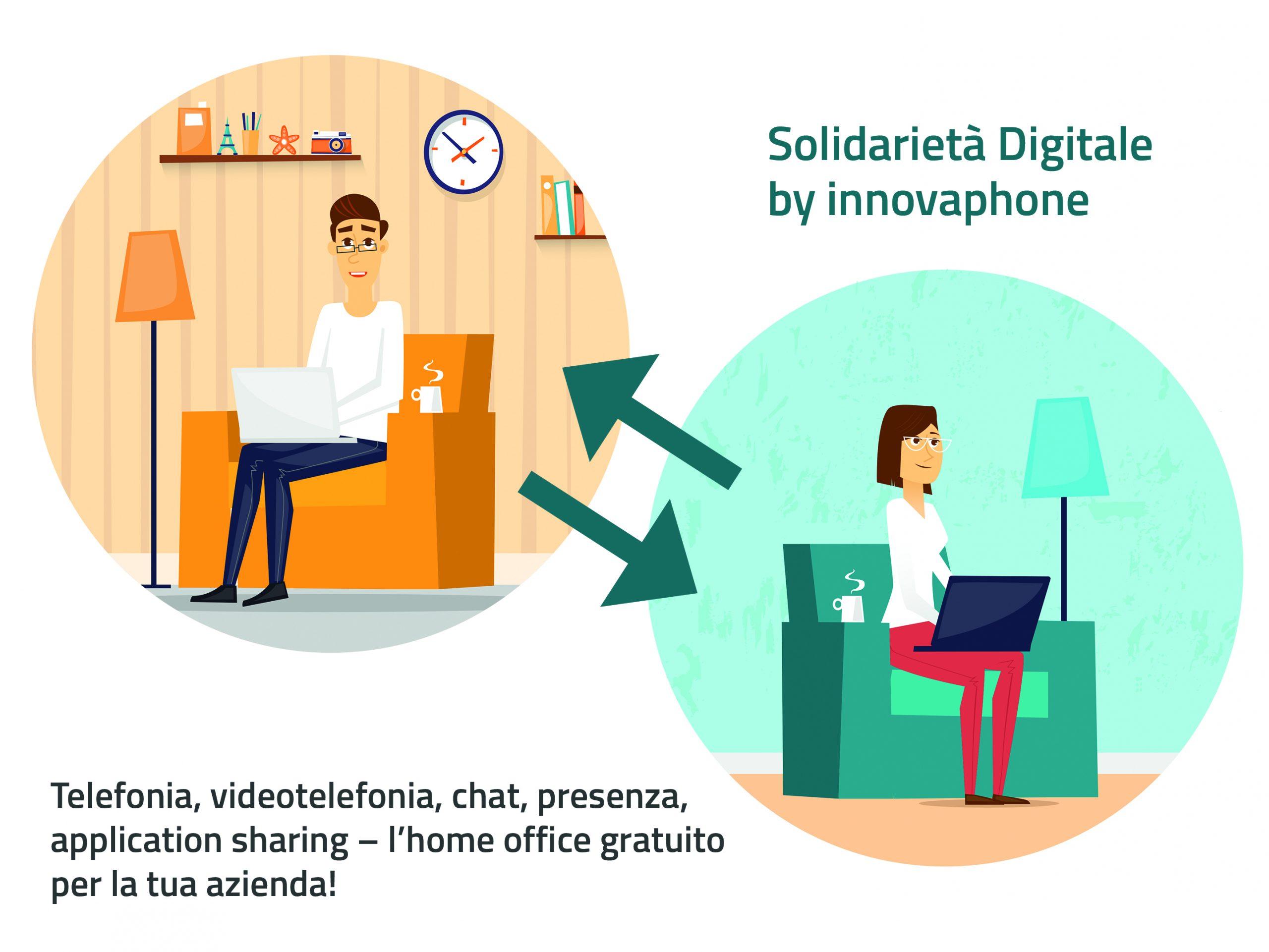 Solidarietà Digitale by innovaphone