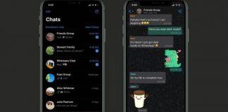Come attivare la modalità Dark in WhatsApp