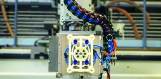 SSI Schäfer sceglie una soluzione EOS relativa all'additive manufacturing