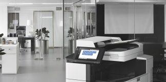 Nuovi multifunzione Epson ad alta velocità per l'ufficio