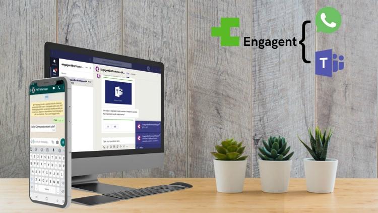 """PAT annuncia le nuove integrazioni della piattaforma """"Engagent"""" con Microsoft Teams e Whatsapp"""