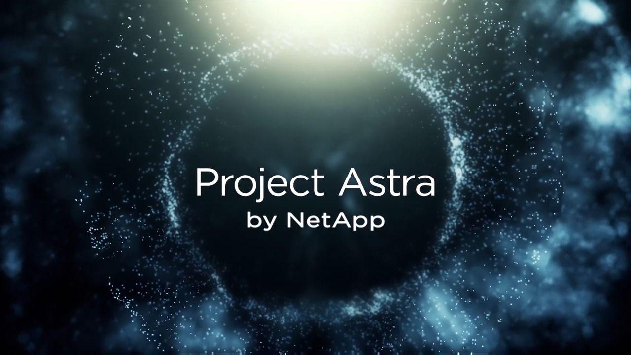 NetApp presenta il progetto Astra