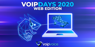 Web Edition VoipDays 2020: distanti ma vicini per connetterci al futuro!