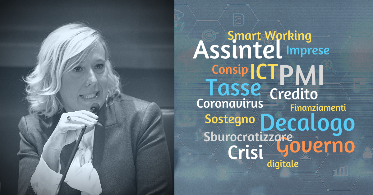 Assintel al Governo: ICT asset per la ricostruzione ma servono azioni rapide