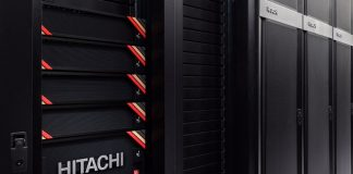 Nuova Hitachi Virtual Storage Platform
