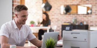Stampanti e distanziamento sociale: la soluzione di Brother per far ripartire le aziende