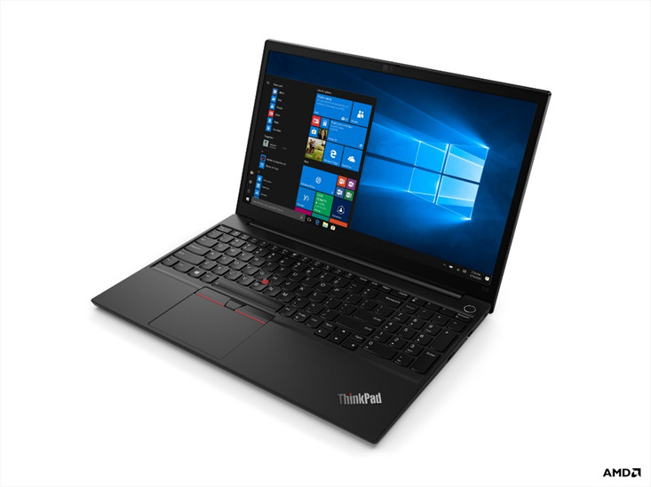 I laptop Lenovo ThinkPad presto disponibili con tecnologia AMD Ryzen 4000 Series