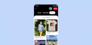 Pinterest lancia l'app Shopify per caricare facilmente i cataloghi