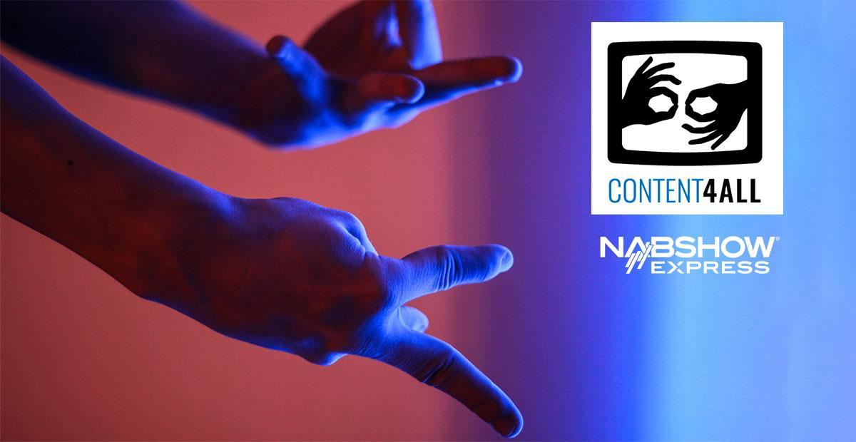 CONTENT4ALL riceve il NAB Technology Innovation Award 2020