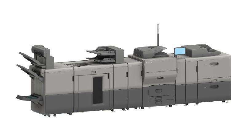 Stampa di produzione: in arrivo la serie Ricoh Pro C5300