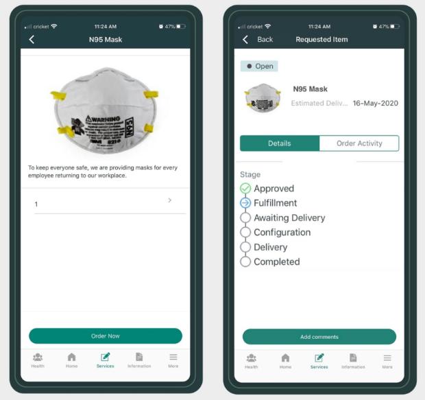 ServiceNow presenta 4 app per il back to work