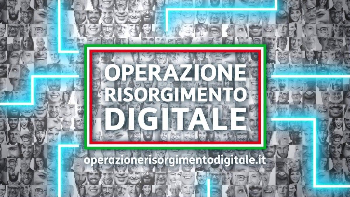 Operazione Risorgimento Digitale: al via le Master Class di formazione
