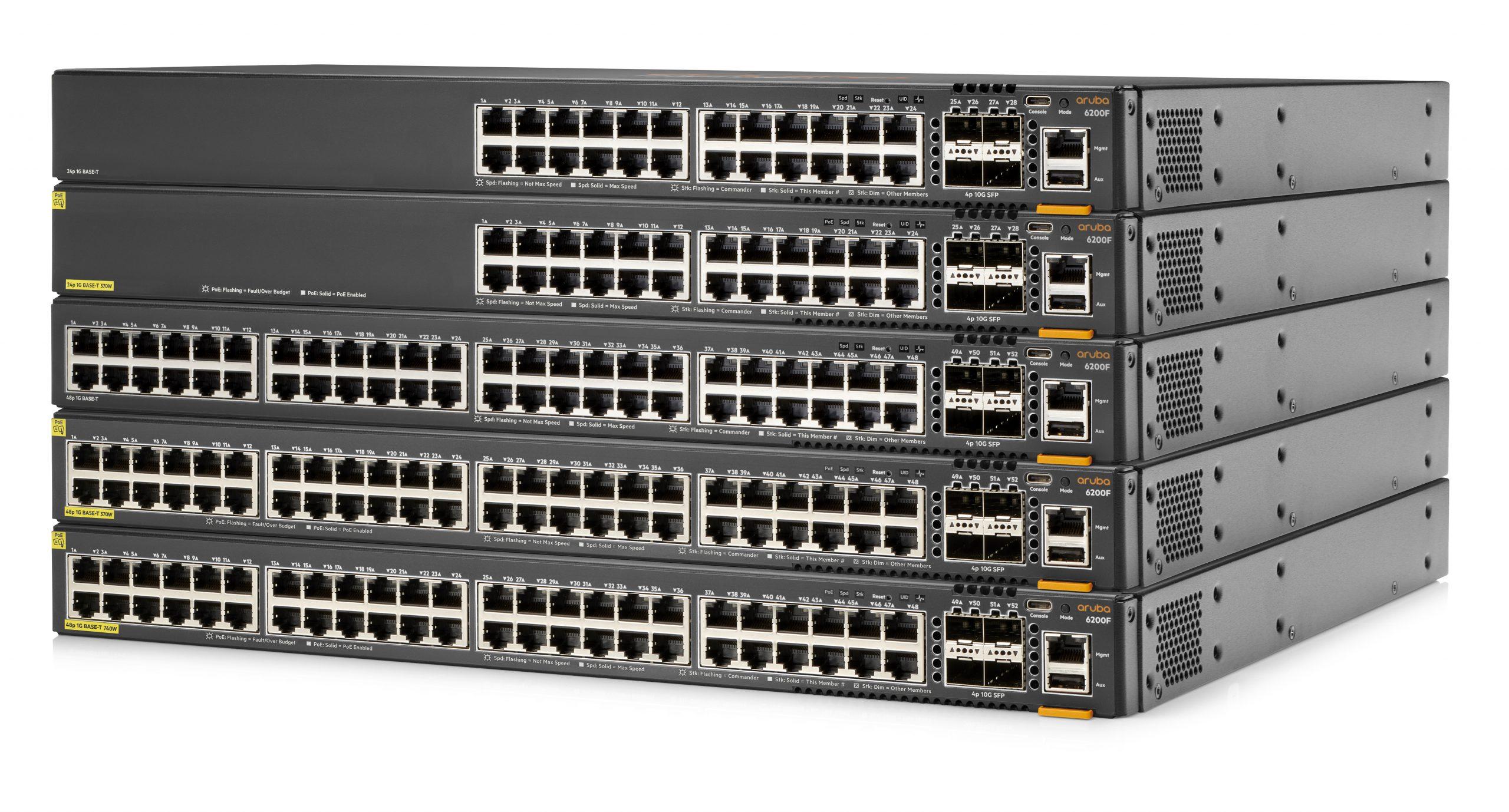 Non solo switch e Wi-Fi, il network di sesto senso di HPE Aruba