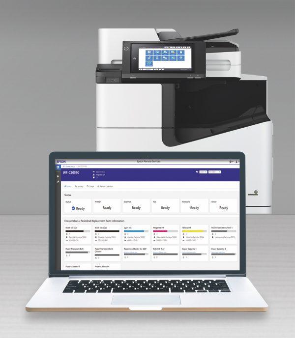 Epson presenta ERS, il software di diagnostica per l'assistenza remota
