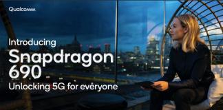 Qualcomm mira a portare il 5G su telefoni di fascia media con lo Snapdragon 690